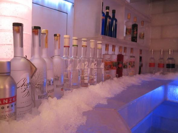 Vodka market